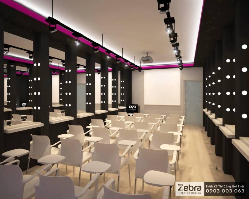 Showroom NYX Ba Tháng Hai