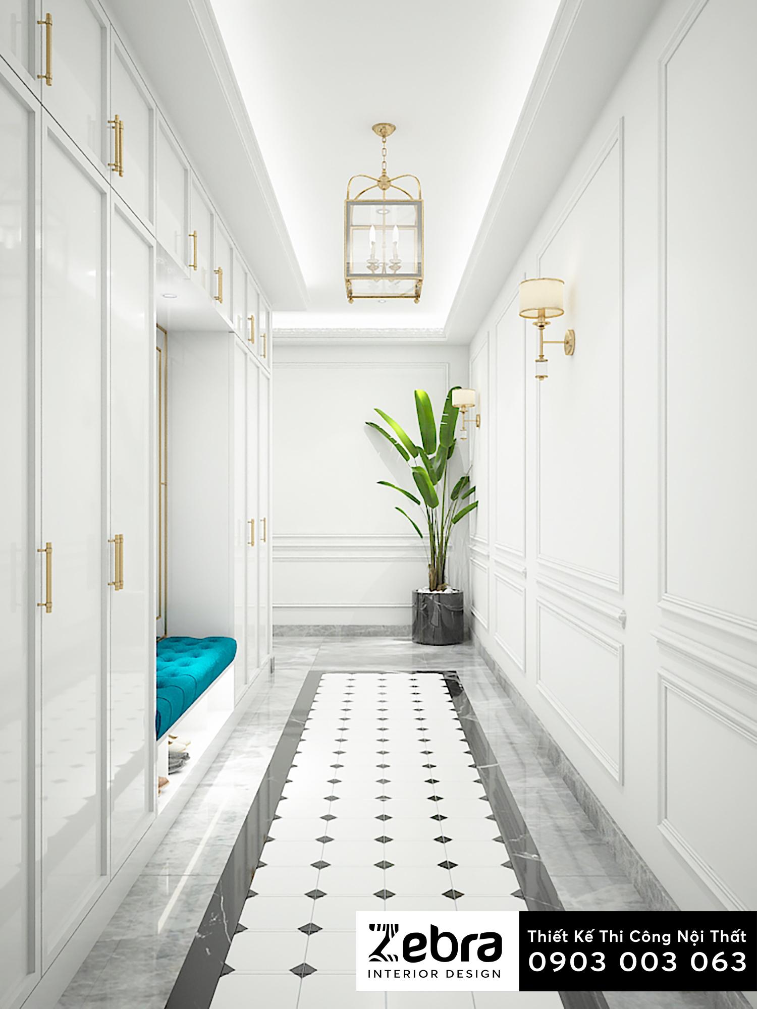 thiết kế nội thất cantavil