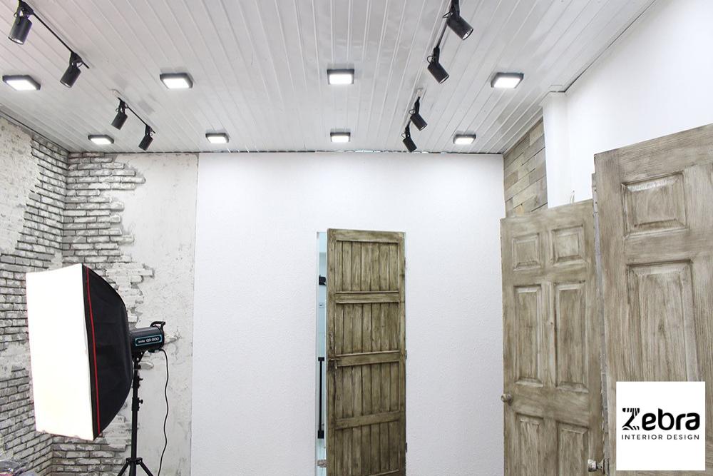 thiết kế nội thất cửa hàng katus cmt8