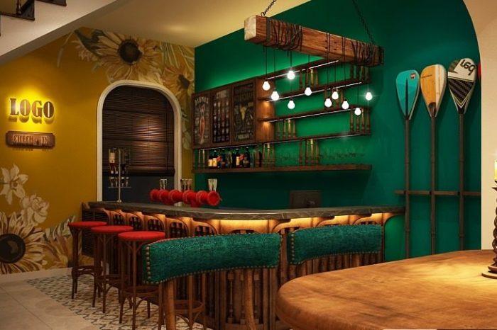 thiết kế nội thất sonasea paris