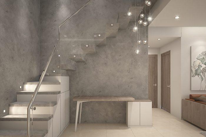 thiết kế nội thất phòng ăn căn hộ